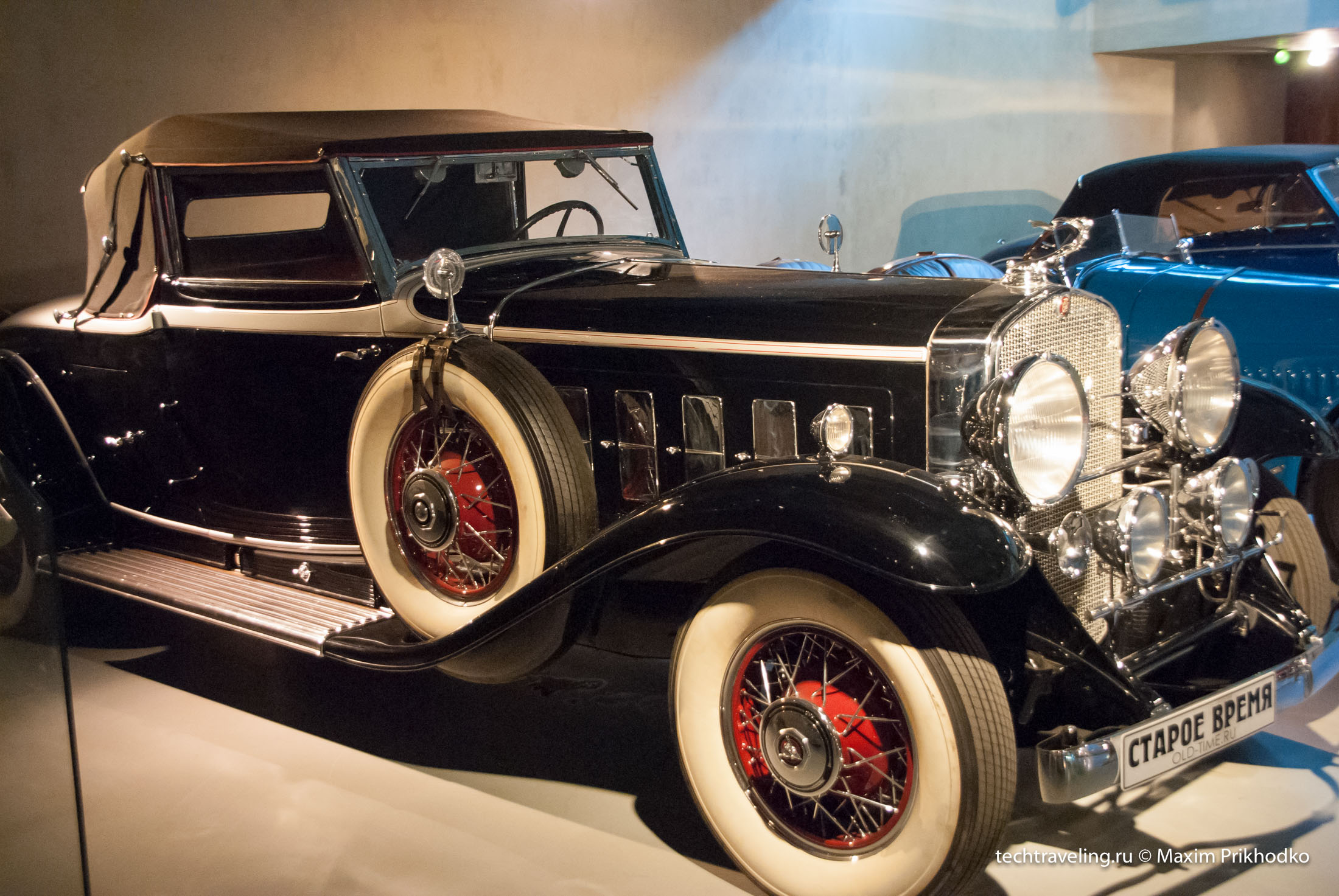 Cadillac V16 Fleetwood Convertible Coupe