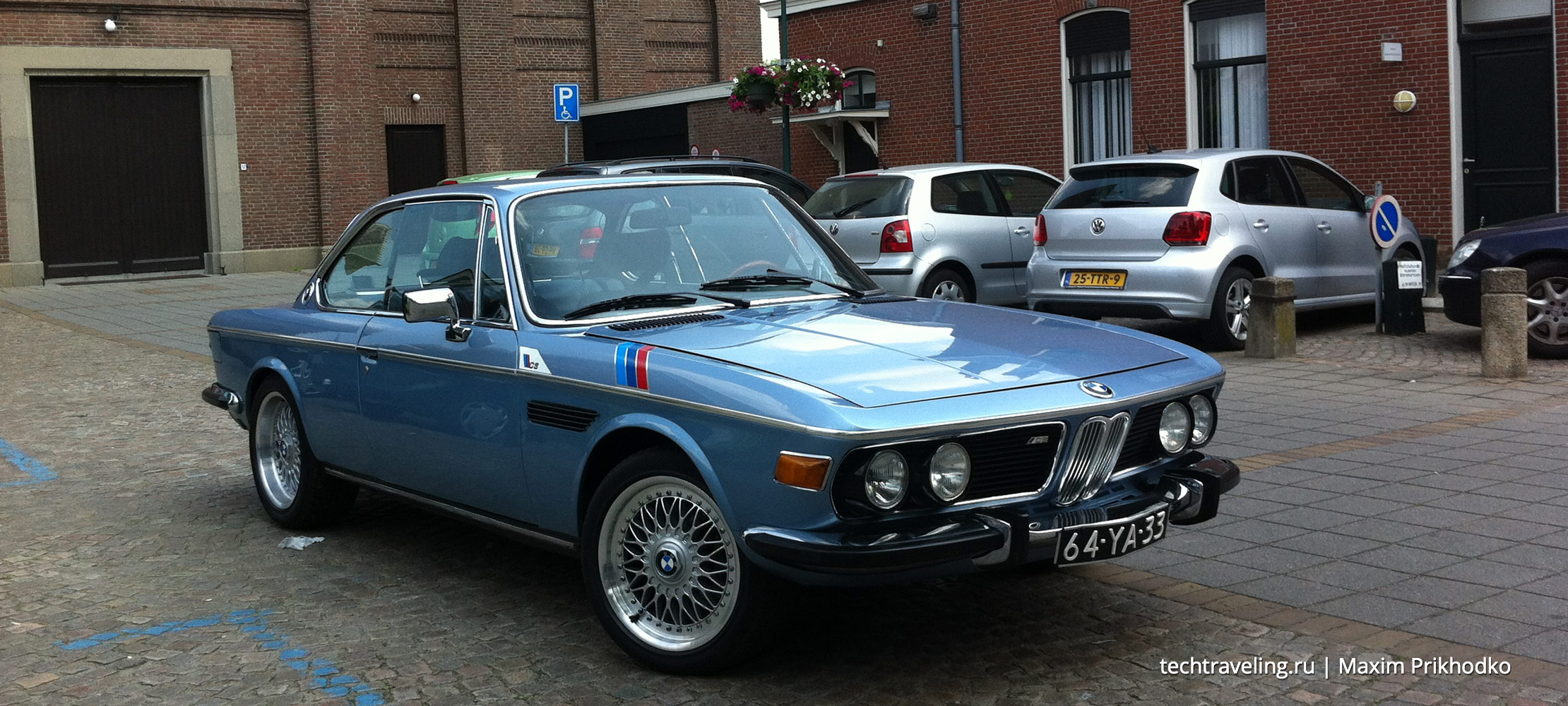 BMW 2800 (E9) Need For Speed