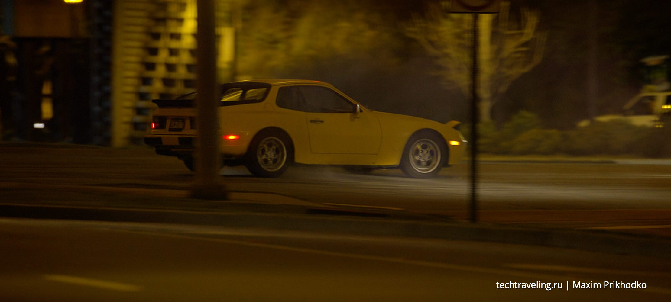 Porsche 944 S2 Need For Speed