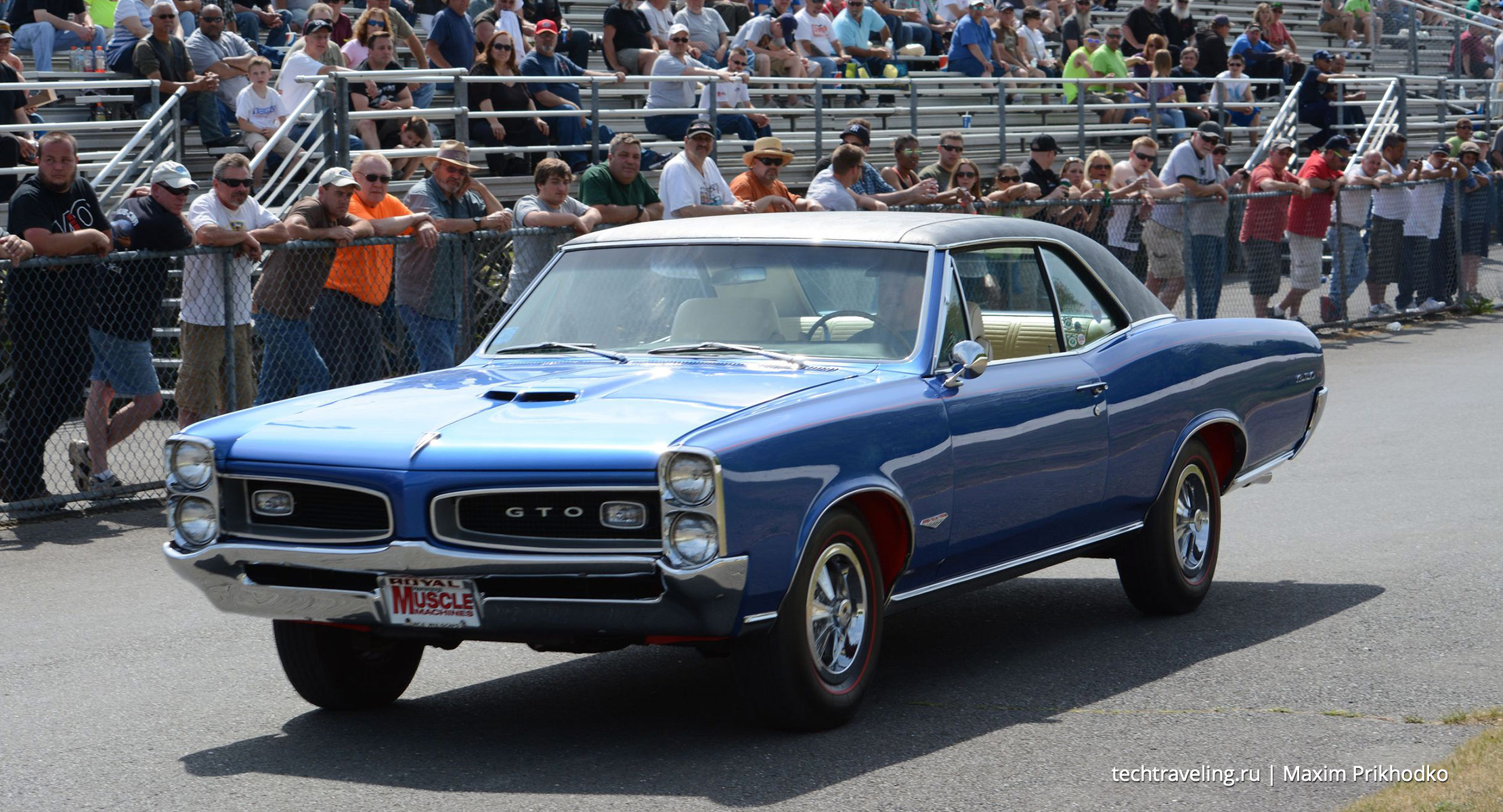 1966' Pontiac GTO Need For Speed