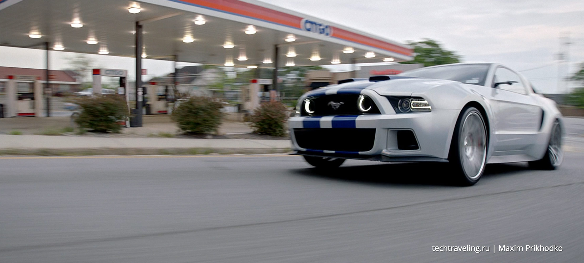 Shelby Mustang GT500 Need For Speed