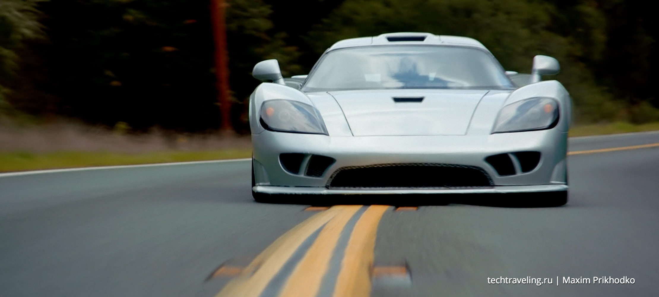 Saleen S7 Need For Speed
