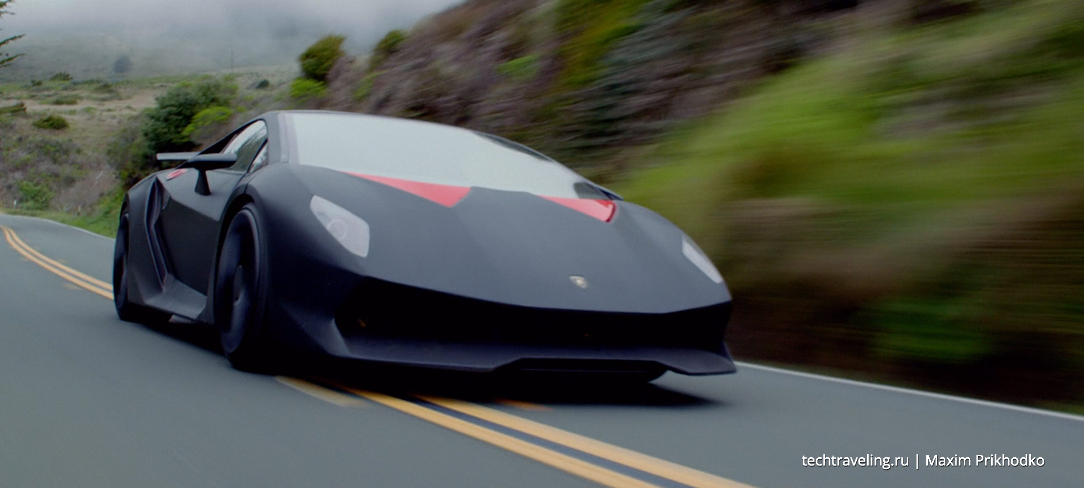 Lamborghini Sesto Elemento Need For Speed