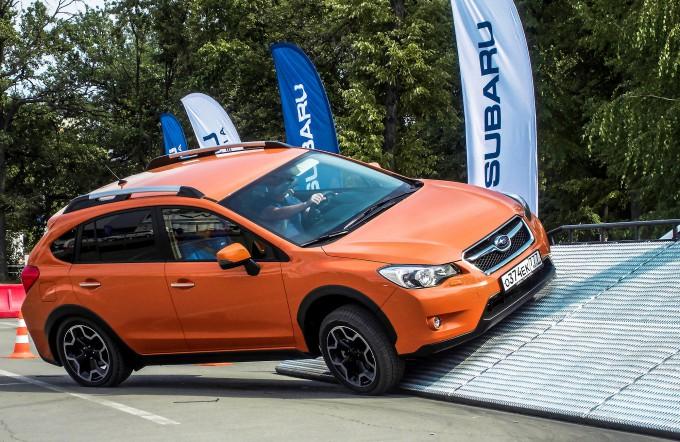 Subaru Road Show