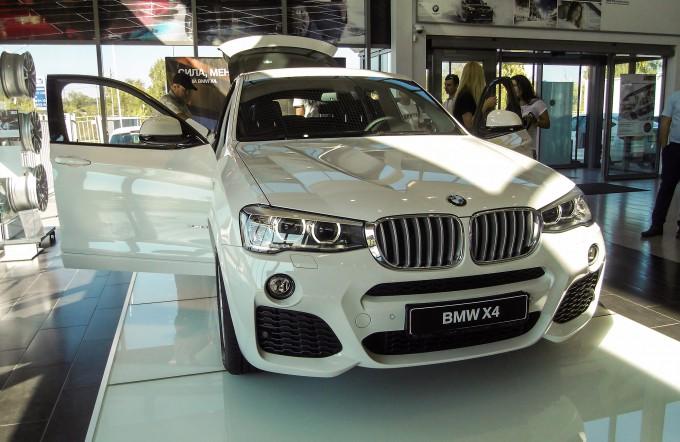 Презентация BMW X4