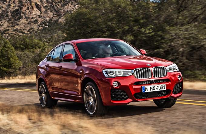 BMW X4 - тест-драйв