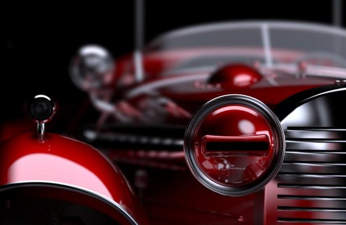 Красная «Гидра» Даниэля Саймона