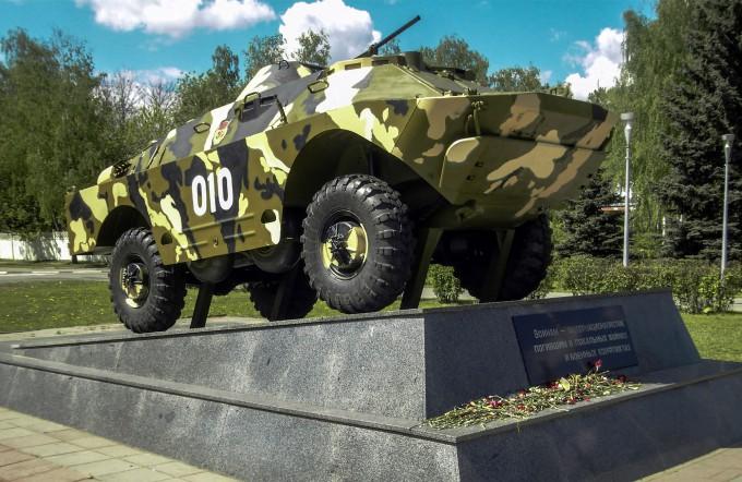 БРДМ-2 в Королёве