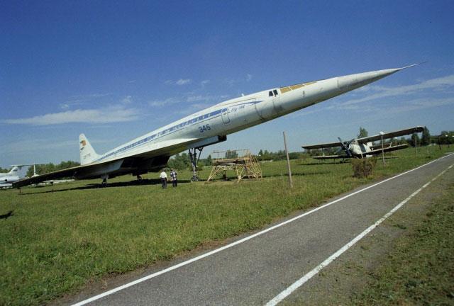 Музей истории гражданской авиации, Ульяновск