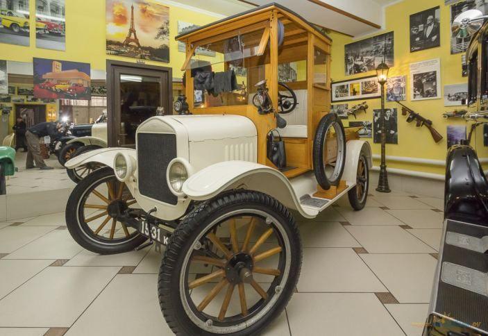 музей ретро-автомобилей Краснодар