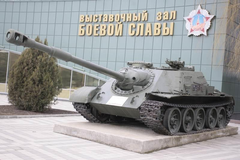 музей военной техники краснодар