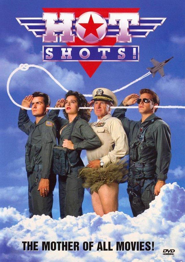 Горячие Головы / Hot Shots!
