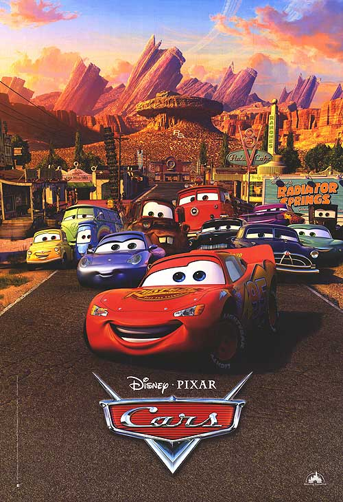 Тачки (трилогия) / Cars (2006, 2011, 2013)