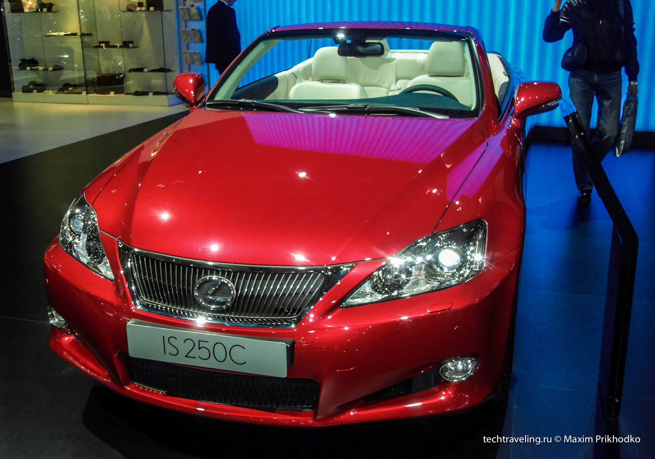 Lexus IS250CC Cabrio