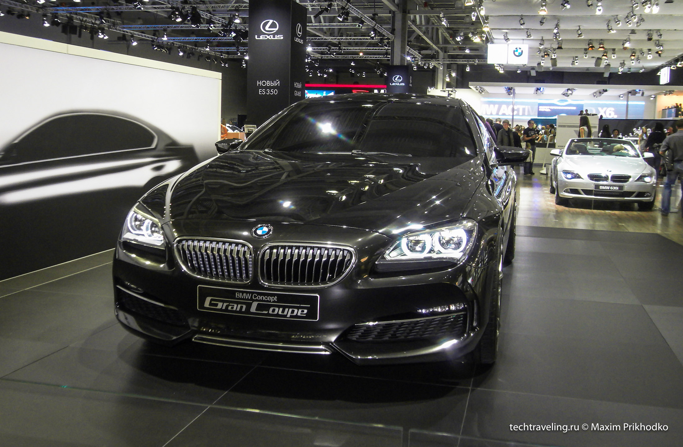 BMW Gran Coupe Concept