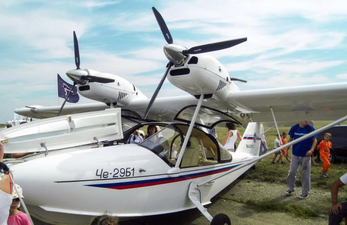 Авиационный фестиваль в Бобровке