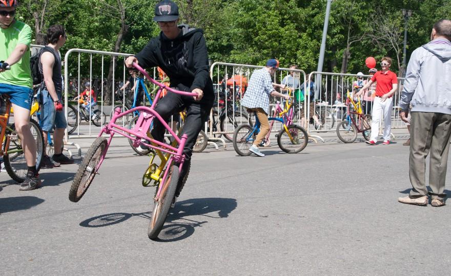 Дурацкие велосипеды