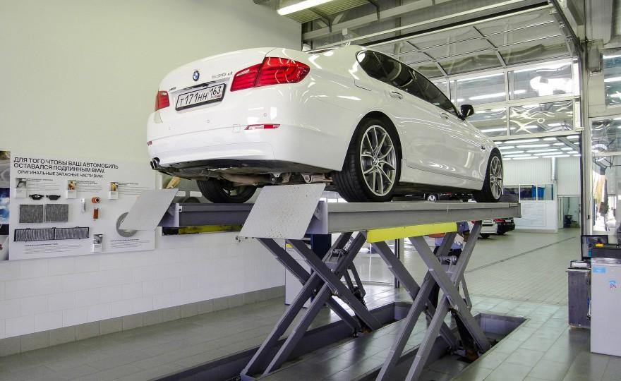 Сервисный день BMW
