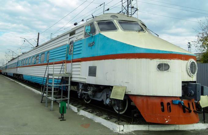Скоростной электропоезд ЭР200