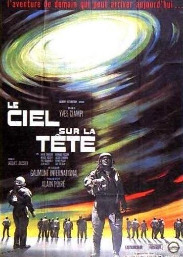 Небо над головой / Le ciel sur la tête фильмы про самолеты